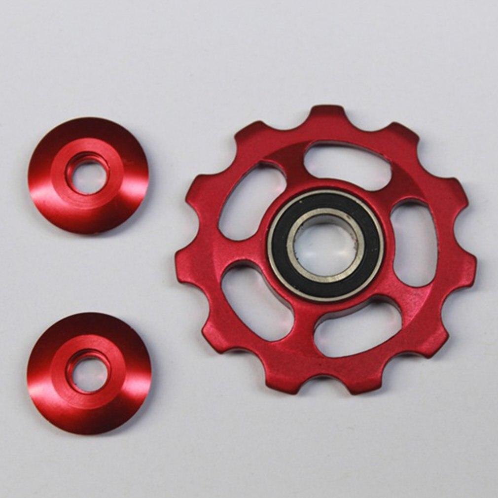 2 Aluminium Gear Roller Set 9//10//11 x Pulley Set 11 Teeth Shimano /& SRAM Golden