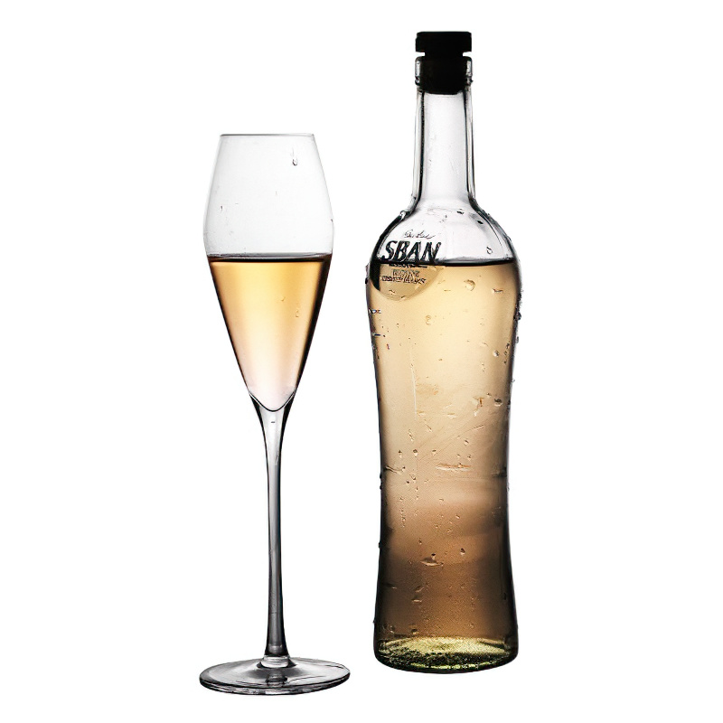 Multi-style American Handmade Transparent Crystal Glass Goblet Restaurant Household Wedding Supplies Champagne Wine Whiskey Cup