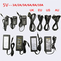 Power Supply 12V DC24V Unit 1A 2A 3A 5A 6A 8A 10A Transformer AC 110V 220V 220 V To DC 12 Volts 12 V LED Driver Led Supply