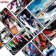 Anime Bleach ichigo for Huawei P Smart Z Plus 2019 P30 P20 Pro P10 P9 P8 Lite Super Bright Glossy Phone Case Cover