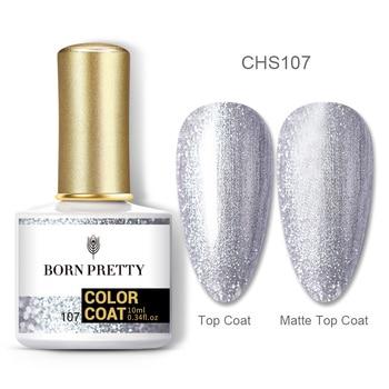 BORN PRETTY Nail Gel 120Colors 10ml Gel Nail Polish Soak Off UV LED Gel Varnish Holographics Shining Nagel Kunst Gellack 17