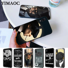 Peaky Blinders Tv Cute Tommy Shelby Silicone Case for Redmi Note 4X 5 Pro 6 5A Prime 7 8
