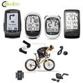 Meilan GPS Fahrrad Computer Brust Herz Rate Monitor Wireless Speed/Cadence Sensor Bike Tacho 4,0 Bluetooth ANT Kilometerzähler