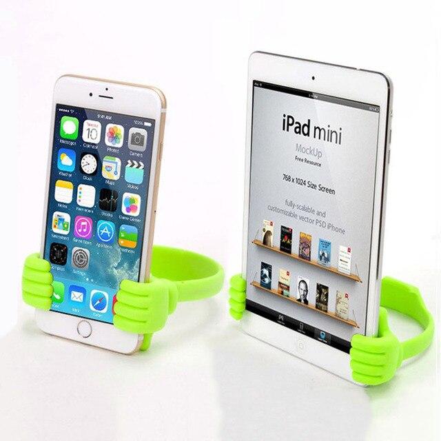 Stents portatifs de support de pouce de tablette de téléphone Portable pour 360 N6 N7 Pro Lite pour le liquide dacer Z6 Max Z6E Z6 plus Z528