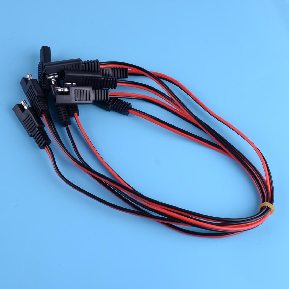 quick disconnect wiring harness beler 12v 120w 5 pcs 18 gauge flat 2 pin way quick disconnect wire  beler 12v 120w 5 pcs 18 gauge flat 2