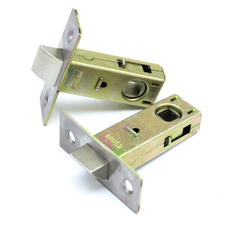 Universal Door Locking Tongue Handle Replacement Parts Zinc Alloy Lock Core Parts Lock Accessories F