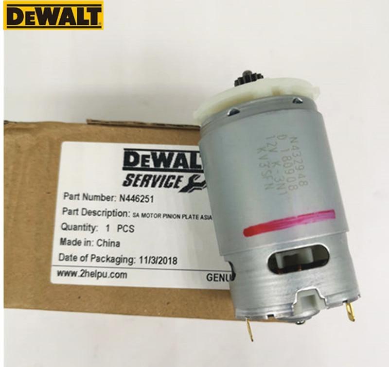Motor 10.8V 12V For DeWALT DCD710B DCD701F2 DCD710 DCD710S2 DCD700CK2 N075847 N446251 N432948  DCD710C2  DCD700DK2 DCD710DK2