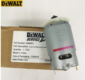 Motor de 10,8 V 12V 12V para DeWALT DCD710B DCD701F2 DCD710 DCD710S2 DCD700CK2 N075847 N446251 N432948 DCD710C2 DCD700DK2 DCD710DK2
