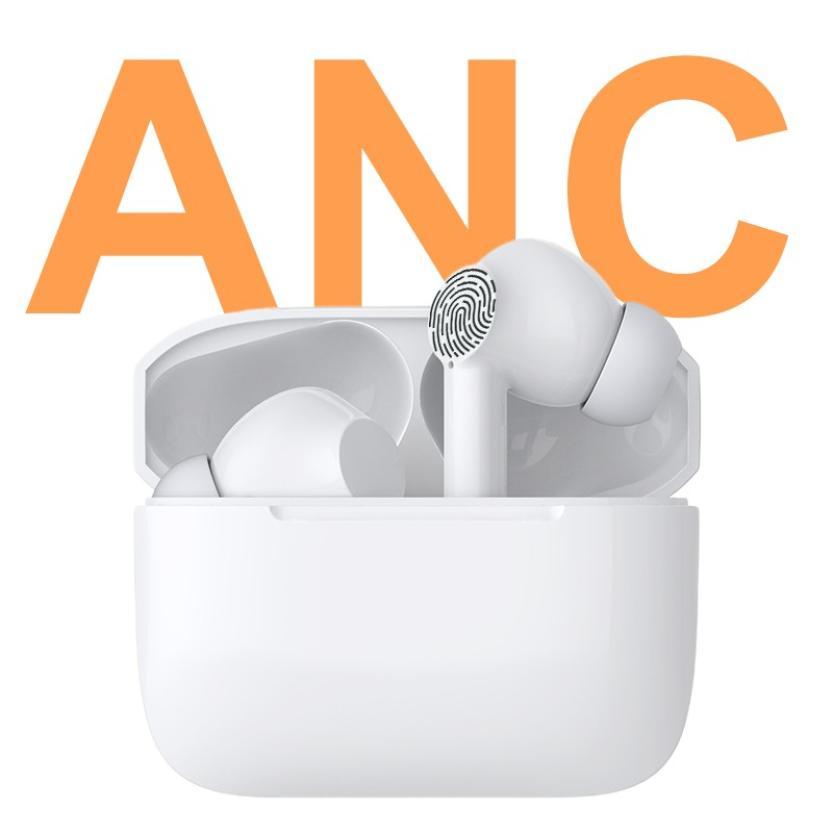 S15 ANC Active Шум Шумоподавления Bluetooth 5,0 наушники-вкладыши TWS True Беспроводной Наушники Hi-Fi аудио Игровые наушники сенсорный Управление