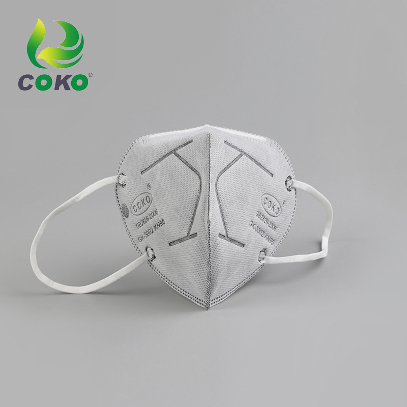 OEM Haze-resistant Mask PM2.5 Ear Style N95 Dustproof Anti-Particulate Matter Industrial Labor Safety Face Mask Wholesale Custom