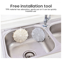 Strainer SINK-FILTER Catcher Hair-Stopper Sewer Anti-Blocking-Accessories Bathroom Floor
