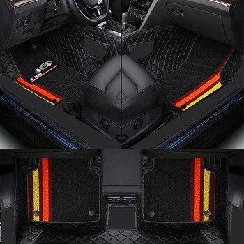 car floor mat For ssangyong kyron actyon korando rexton accessories carpet rugs