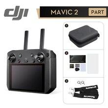 DJI Mavic 2 akıllı kontrolör için Mavic hava 2 ve OcuSync 2.0 Drone 5.5 inç 1080p destek üçüncü taraf App özelleştirilmiş Android sistemi