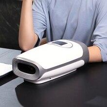 MARESE חשמלי יד עיסוי מכשיר חום אוויר דחיסה פאלם לעיסוי יופי אצבע יד ספא להירגע כאב הקלה מתנת חברה