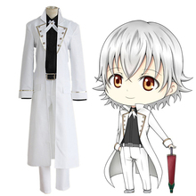 цена на Anime K Cosplay Costumes Yashiro Isana Cosplay Costume Uniforms Halloween Carnival Party K Return Of Kings Shiro Cosplay Costume
