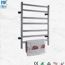 Free Shipping Stainless Steel Electric Wall Mounted Towel Warmer Bathroom Accessories Towel Dryer Racks,Heated Towel Rail HZ 926