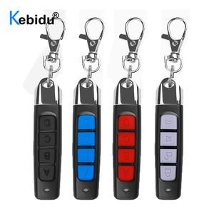 Image 2 - KEBIDU mando a distancia de 433MHZ para puerta de garaje, abridor de puerta, mando a distancia, duplicador, clonación de código, llave de coche