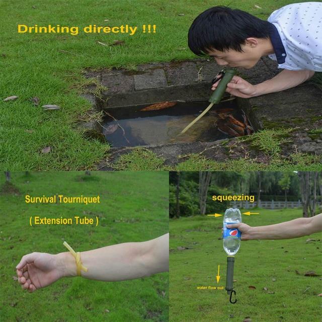 Wilderness Personal Water Filter 6