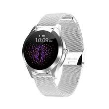 IP68 Waterproof Smart Watch Women Lovely Heart Rate