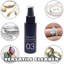 50ml ORIGINAL!Instant Shine Jewelry Cleaner-Free Worldwide Shipping As seen on TV Hot Sale цена 2017