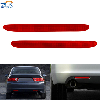 ZUK Rear Bumper Fog Light Fog Lamp Reflector Lamp For Acura TSX Euro ACCORD CL7 CL9 2004-2008 ODYSSEY RB1 2007 2008 CRV Element image