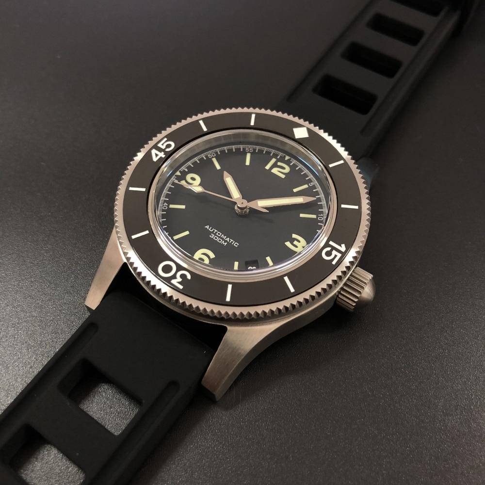 STEELDIVE 1952 первые в мире часы для дайвинга тунца часы для дайвинга 200 м Мужские автоматические механические часы сапфировые Роскошные|Механические часы|   | АлиЭкспресс