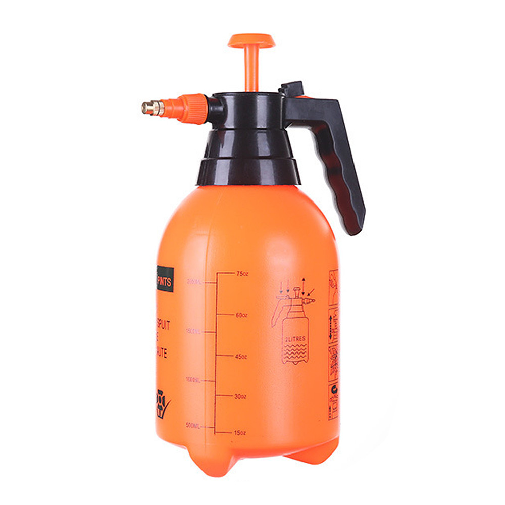2L Plant Flower Watering Pot Spray Bottle Garden Mister Sprayer Hairdressing