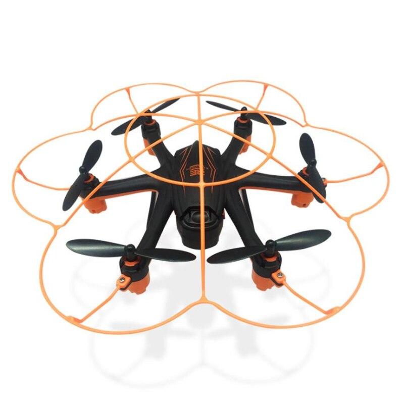 5.8G em tempo real de transmissão FPV RC Drone com HD camera Um Retorno Chave Headless Modo RC Quadcopter RTF vs x8G X5UW rc brinquedos presentes - 5
