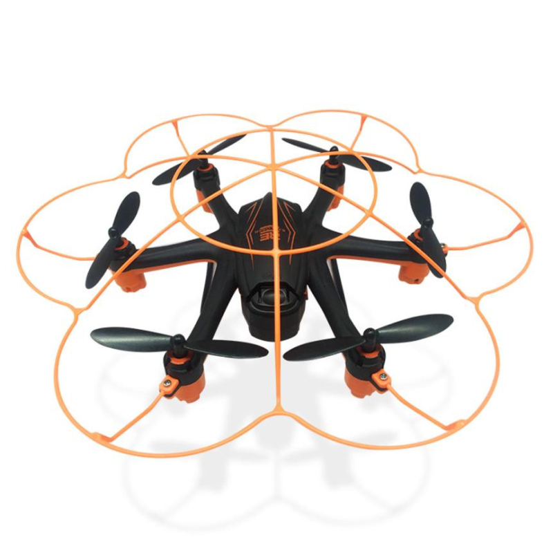 5.8G real time transmit FPV RC Drone with HD camera One Key Return Headless Mode RC Quadcopter RTF vs X8G X5UW rc toys gifts - 5