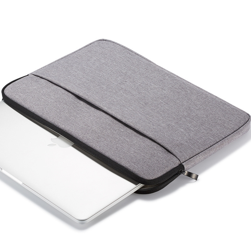 Soft Laptop Bag Case For ASUS HP Lenovo Xiaomi Macbook Pro Air 11 13 15 Inch Liner Sleeve Laptop Notebook Handbag Cover 15.6