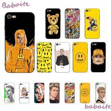 Babaite Brand Drew House Justin Bieber TPU black Phone Case Shell For iPhone 8 7 6 6S Plus X XS MAX 5 5S SE XR Mobile Cases(China)