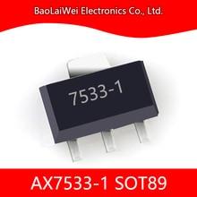 5 шт. AX7533-1 3SOT89 3SOT23 3TO92 5SOT23 Чип Электронные Компоненты Интегральные Схемы LDO Напряжение Регулятор ++% 28 То же как HT7533% 29