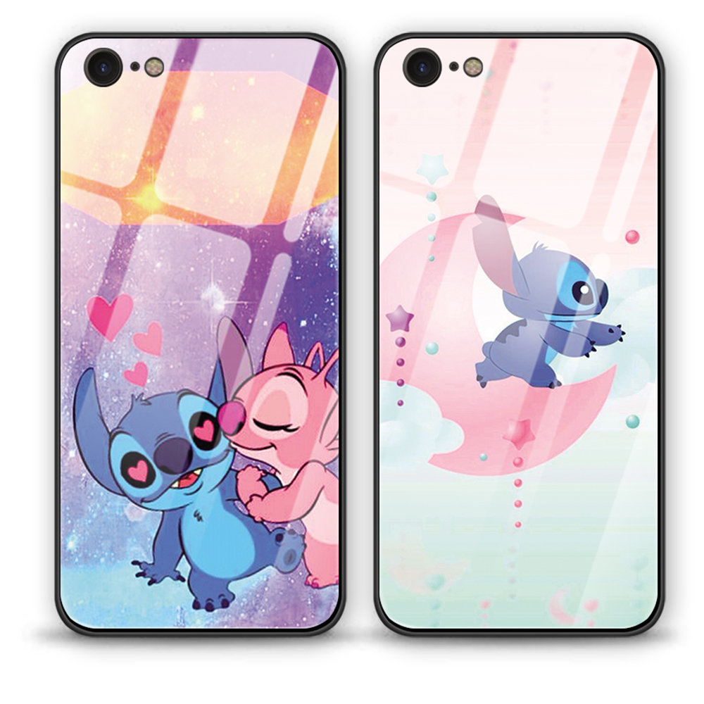 Funda iphone 6s Caso CaseDisney Lilo and Stitch Funda iphone 6S