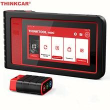 THINKCAR Thinktool Mini OBD2 Automotive Diagnostic ECU Coding Active Test Full System Oil DPF ABS Bleeding Reset OBD 2 Scanner