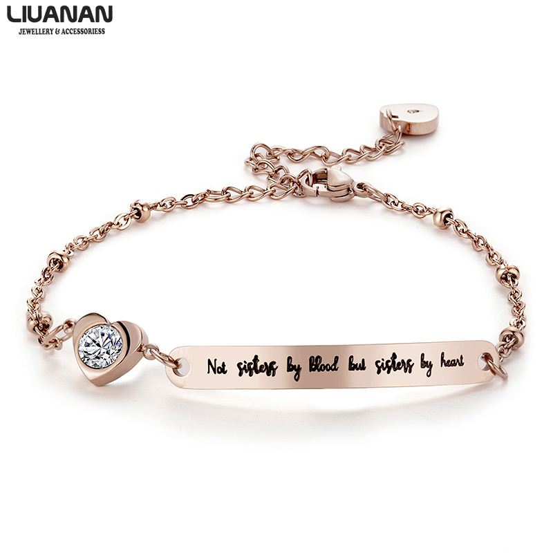 Sisters Bracelet Best Friend Jewelry