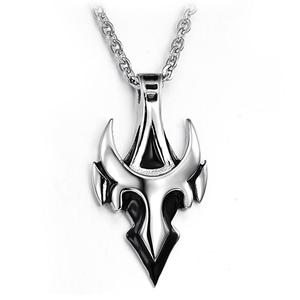 Necklace men stainless steel p
