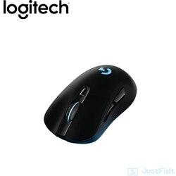 Odnowiona bezprzewodowa mysz do gier Logitech G403 2.4GHZ 12000DPI RGB ważąca ergonomia Prodigy Wired