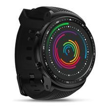 """Zeblaze Thor PRO 3G GPS montre intelligente 1.53 """"IPS Android 5.1 Quad Core 1GB 16GB BT4.0 Sport Smartwatch caméra moniteur de fréquence cardiaque"""