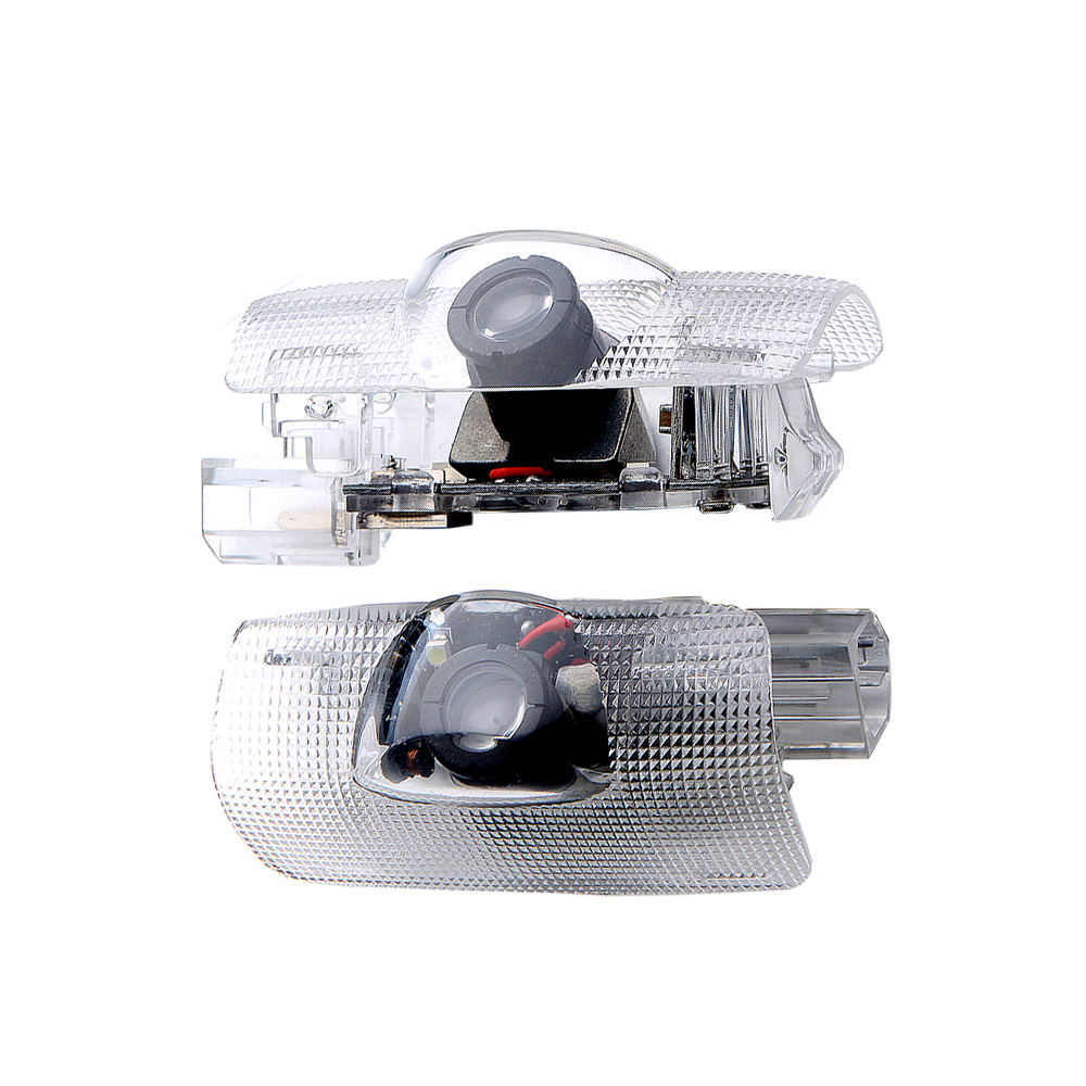 2X LED Car Door Welcome Light Ghost Shadow Lamp Logo Projector For <font><b>Lexus</b></font> RX 300 330 GS 400 430 HS <font><b>IS</b></font> 200 <font><b>250</b></font> LS LX 570 ES SC GX image
