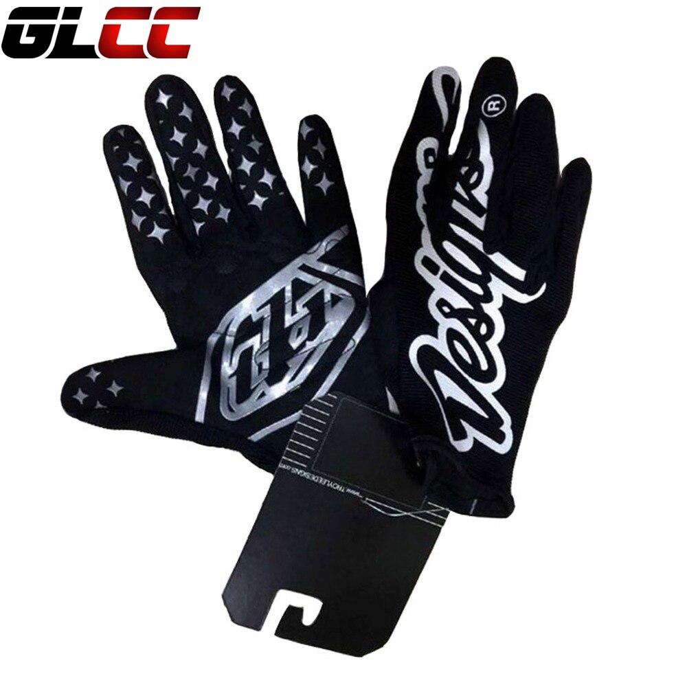 Sport Motorcycle Gloves Outdoor Racing Motocross Gloves Breathable Unisex Full Finger Glove ATV Downhill Riding Car Glove