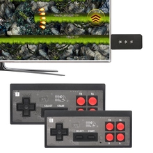Consolas de juegos caseras HD TV consolas de juegos Y2 + HD consolas de videojuegos juego inalámbrico mangos de consola