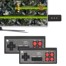 家庭用ゲーム機のhdテレビゲームコンソールY2 + hdビデオゲームコンソールワイヤレスゲームコンソールハンドル
