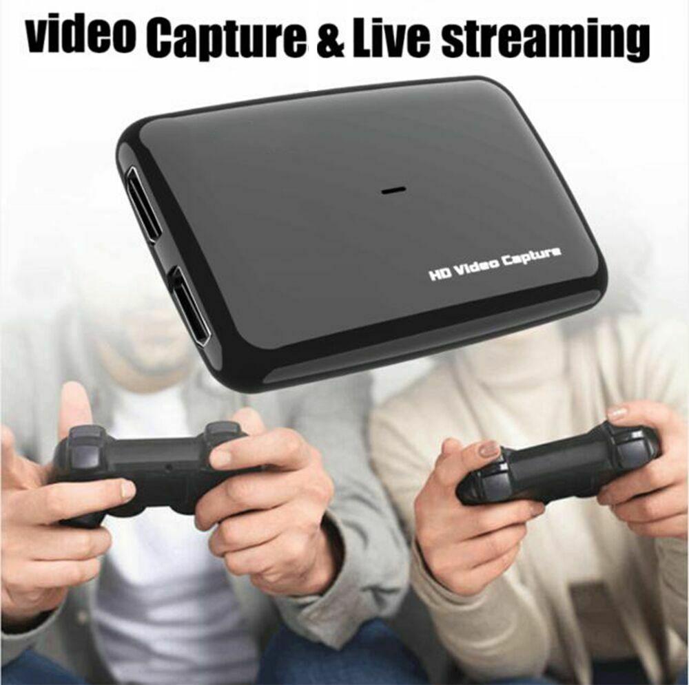 Original Ezcap 287 287P 261 266 Upgrade To 301 4K HD 1080P 60fps Video Capture Card HDMI To USB 3.0 Live Streaming Recording Box