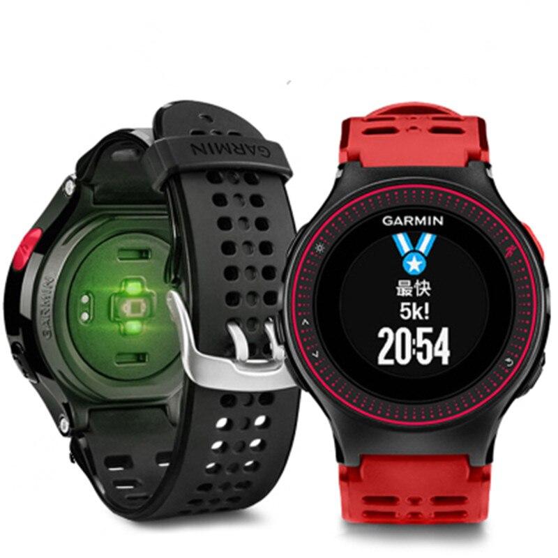 Garmin Forerunner 225 GPS Heart Rate Monitoring Speed Track Running Marathon Smart Watch
