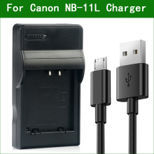 Battery-Charger Digital-Camera NB-11LH Canon for IXUS 127/130/132/..
