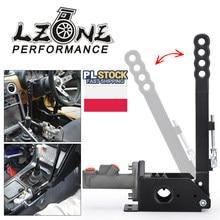 LZONE-freno de mano hidráulico Universal de carreras de freno electrónico con cilindro maestro JR3631