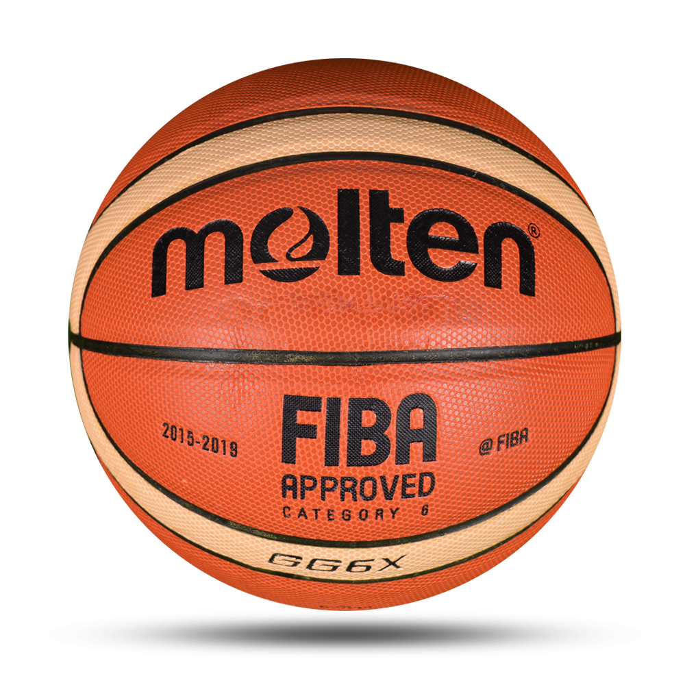 Newest Professional Basketball Ball Size 6 PU Material With Free Gift Children Training Sports Inflatable Basketball Baloncesto