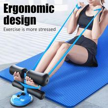 Adjustable Sit-ups Assistant Device Home Fitness Healthy Abdomen Lose Weight Gym Workout Exercise Body Equipment