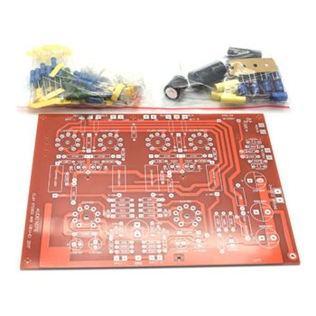 practical Hi-End Stereo Push-Pull EL84 Vaccum Tube Amplifier  PCB DIY Kit  portable durable   accessories