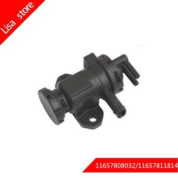 High quality 11657808032 11657811814 Turbo Pressure Solenoid Valve Fit For BMW 1 5 6 7 X3 X5 X6 image